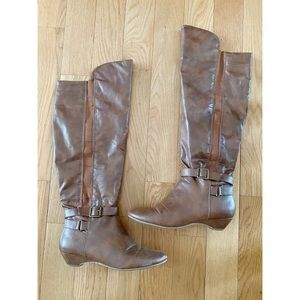 Madden Girl 'Zilch' Over The Knee Boots - 8